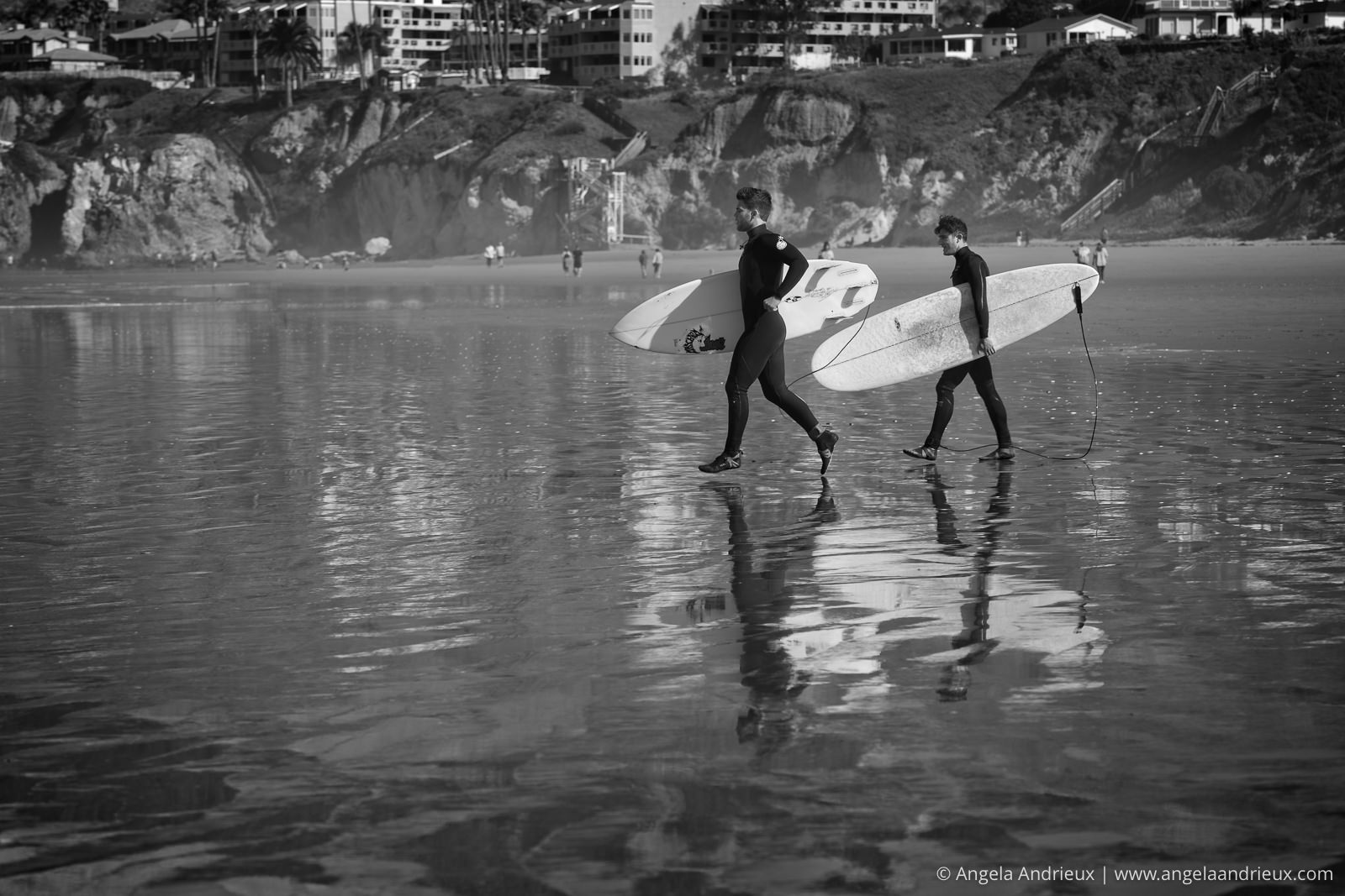 Surfers | Pismo Beach Street Photography