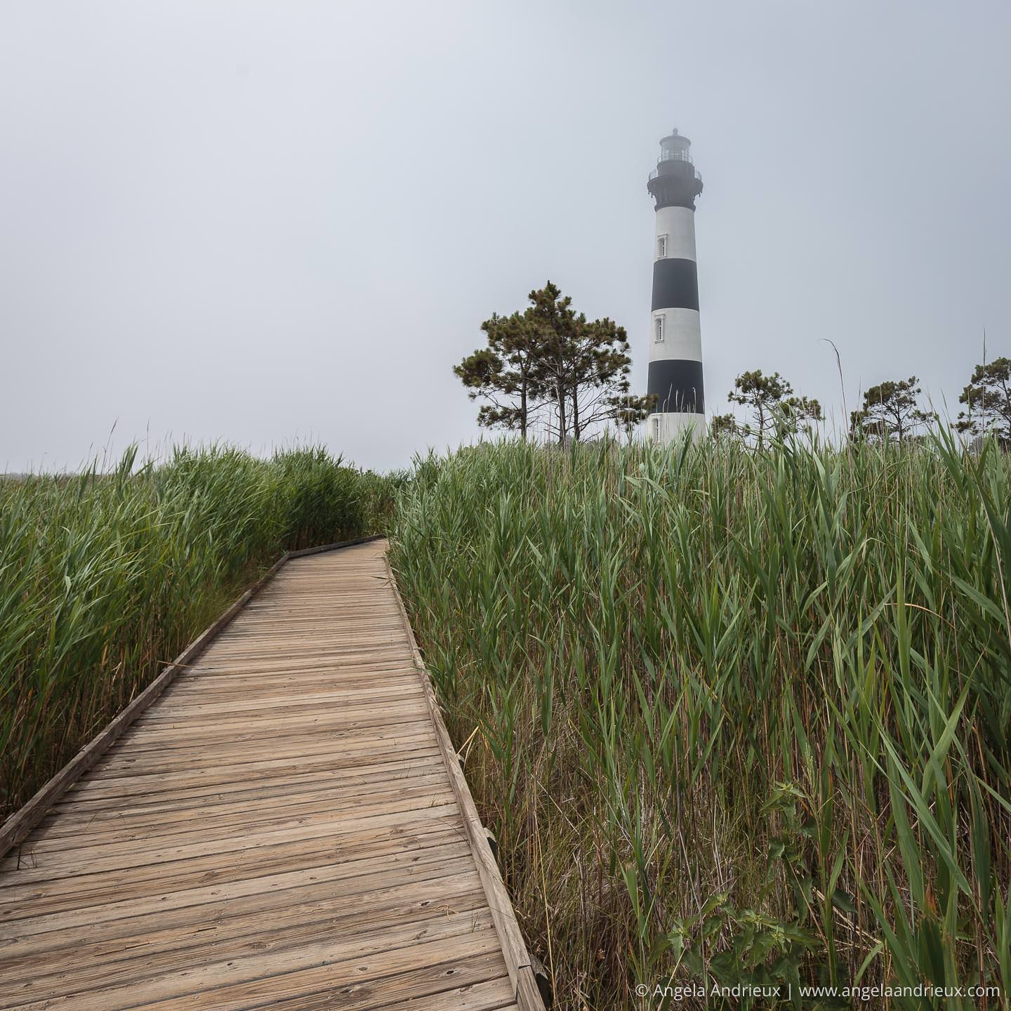 Bodie Island Lighthouse | Cape Hatteras | Outer Banks (OBX) | North Carolina