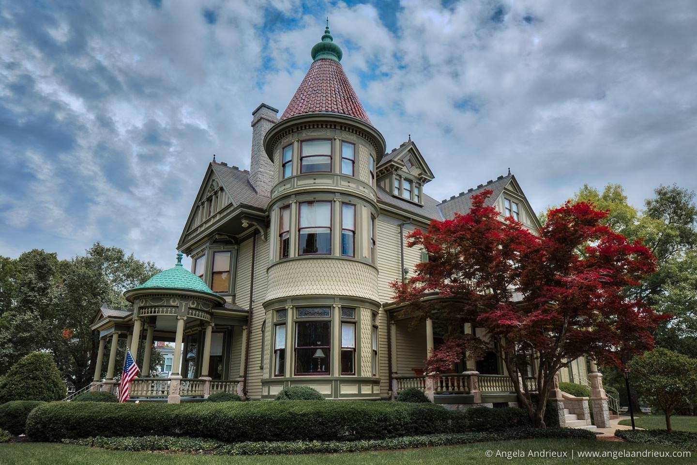 Historic Victorian Mansion in Smithfield, Virginia