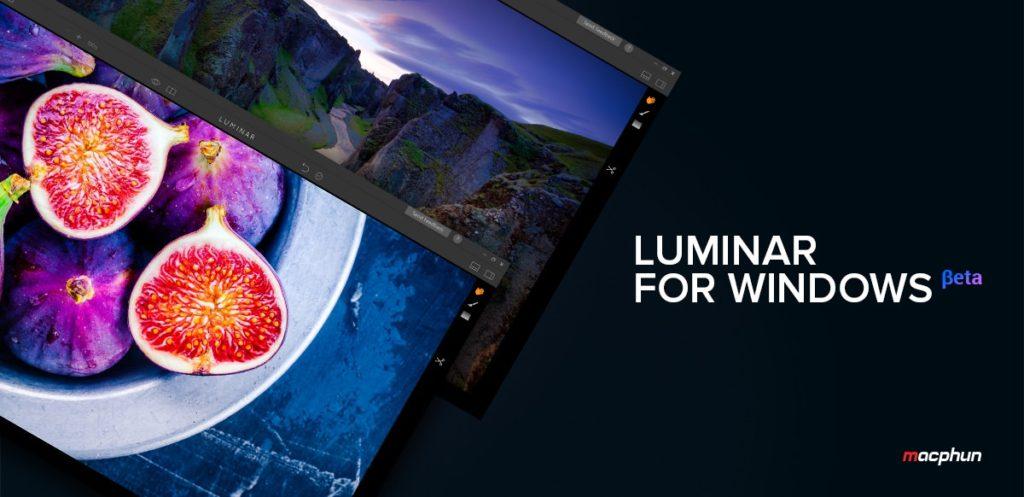 Public Beta of Luminar for Windows