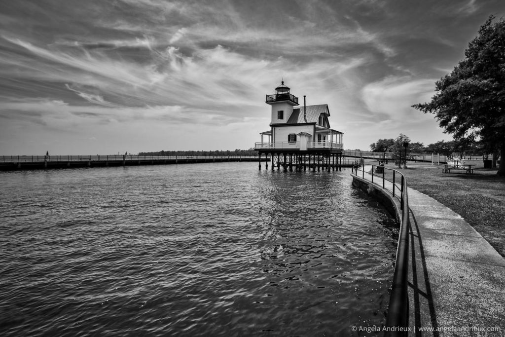 1886 Roanoke River Lighthouse | Edenton | North Carolina