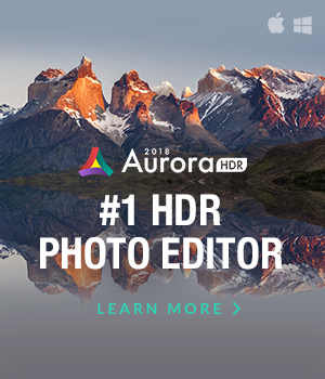 Aurora HDR 2018 for Mac and Windows | #1 HDR Photo Editor | Learn More >>