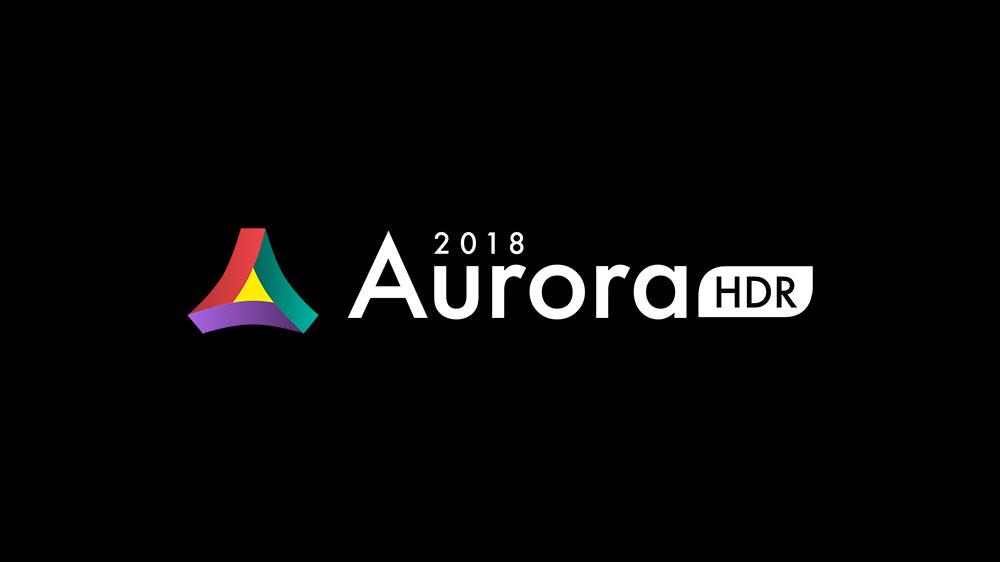 Aurora HDR 2018 Logo