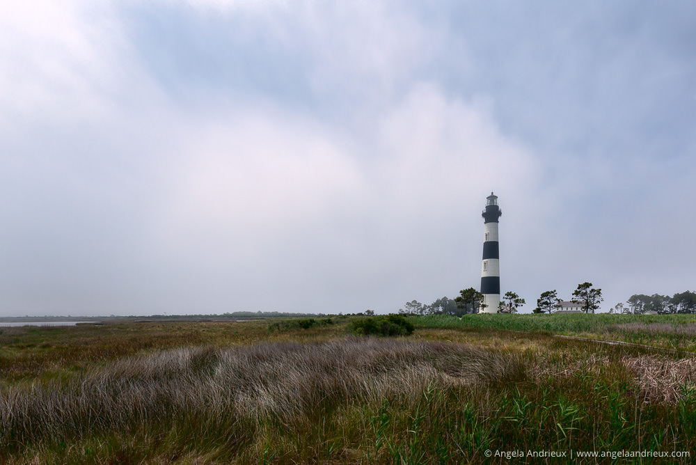 Aurora HDR 2018 Review | Bodie Island Lighthouse Finished Image