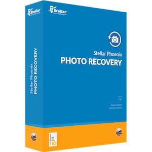 Stellar Phoenix Photo Recovery Box
