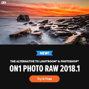 On1 Photo RAW 2018.1