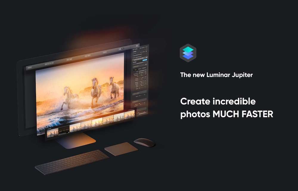 The NEW Luminar Jupiter | Create Incredible Photos MUCH Faster!