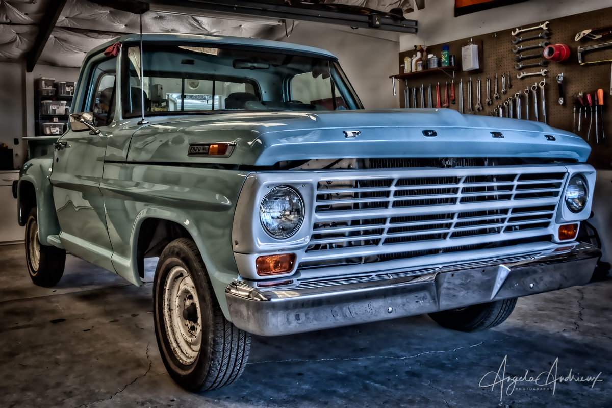 Ford F100 | Topaz Clean and Detail | Topaz Spring Sale