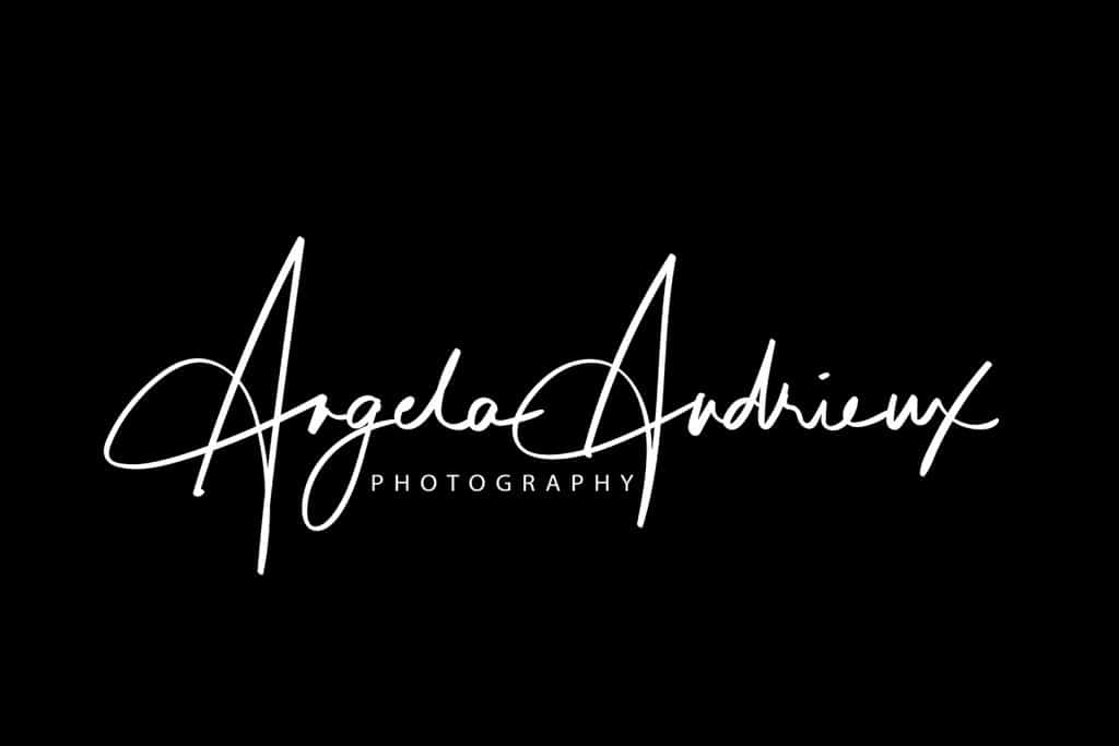 Photologo for Angela Andrieux Photography