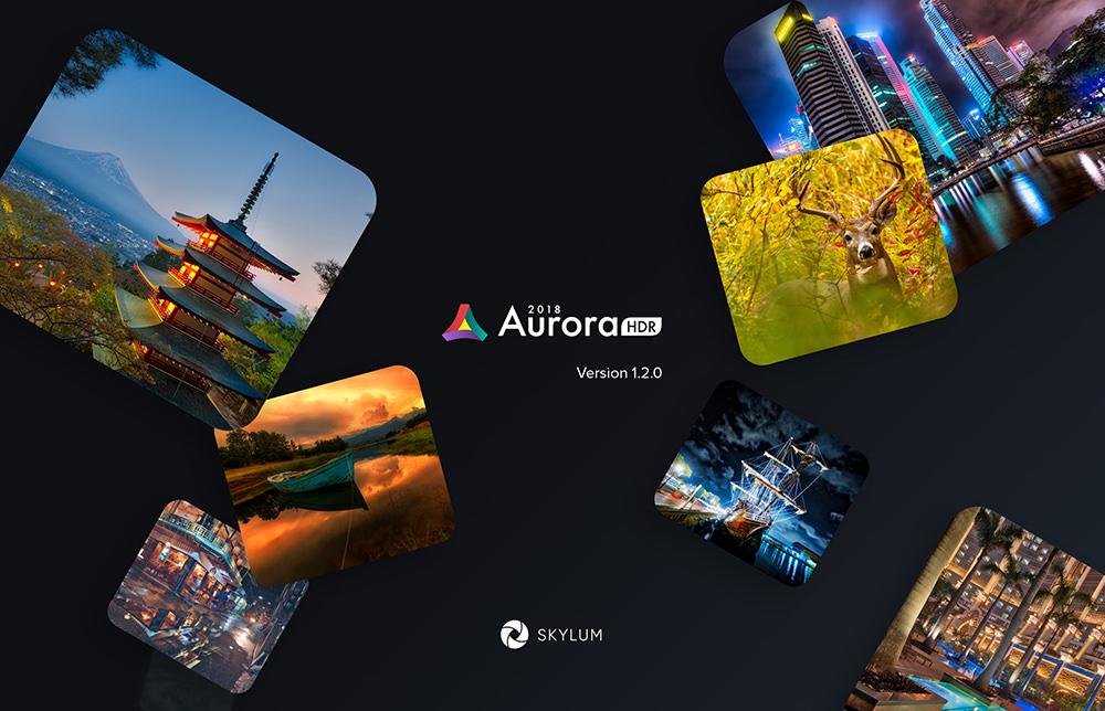 Aurora HDR 2018 1.2.0