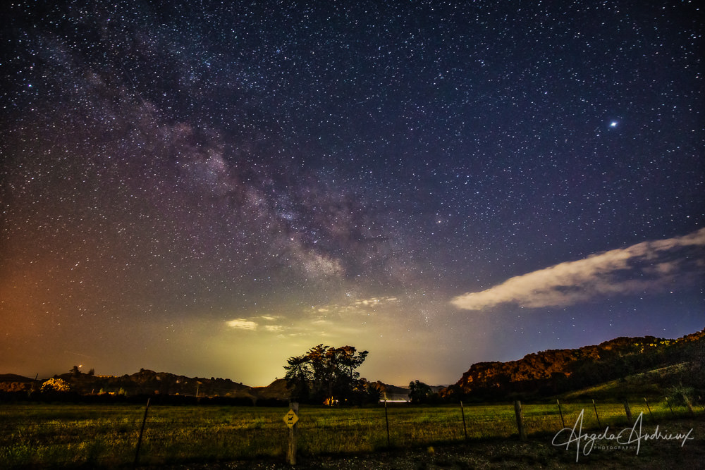 Milky Way | Edna Valley | California