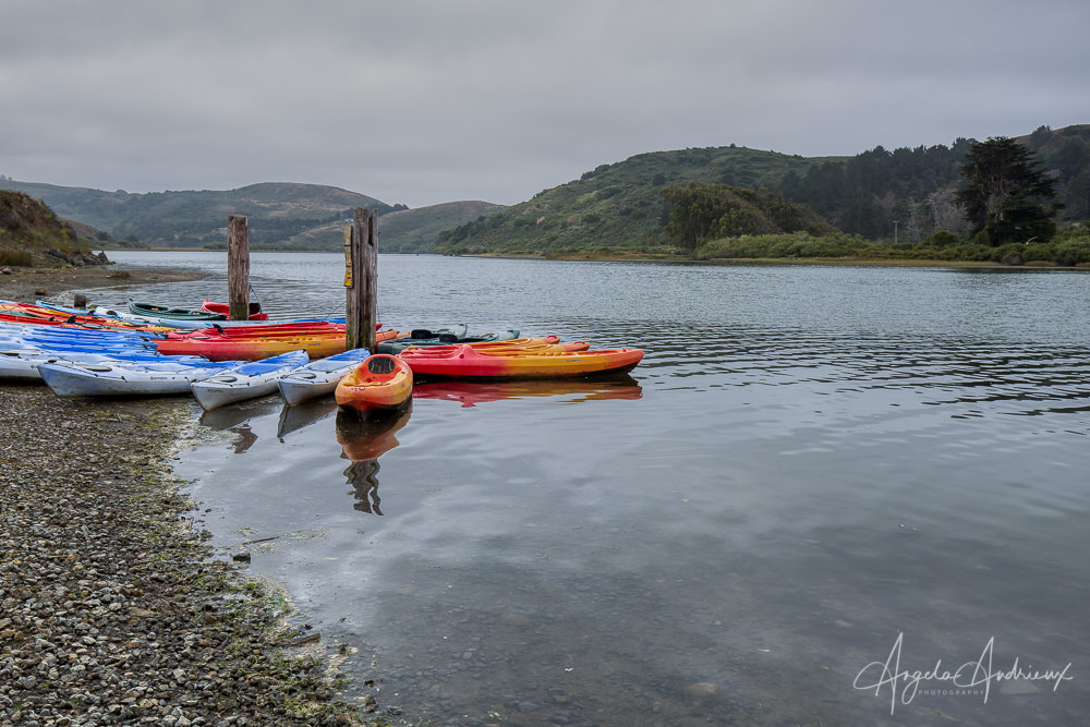 Aurora HDR 2019 Russian River Kayaks