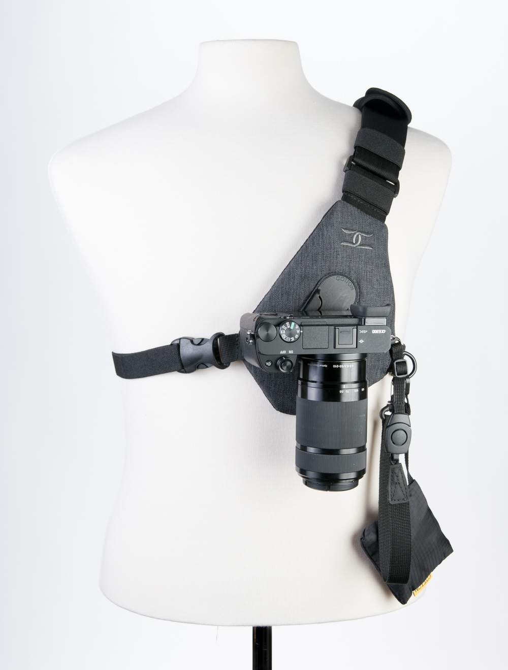 Skout - The Sling Style Harness by Cotton Carrying System