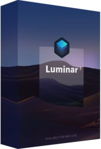Luminar 3 Box