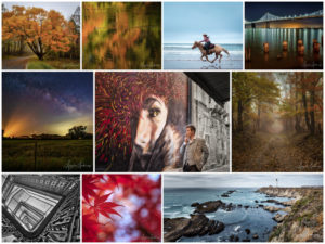 Top 10 Photographs from 2018