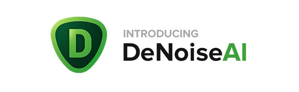 Introducing Topaz DeNoise AI