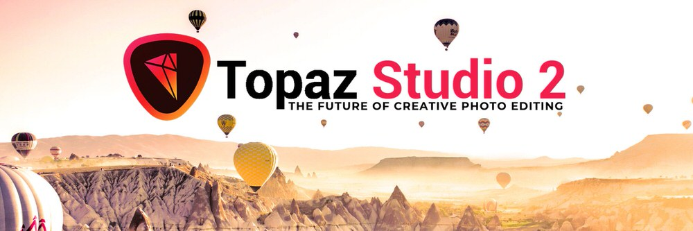 Topaz Studio 2 - The future of creative photo editing