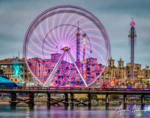 Carnival Kaleidoscope | San Diego County Fair | Del Mar | California