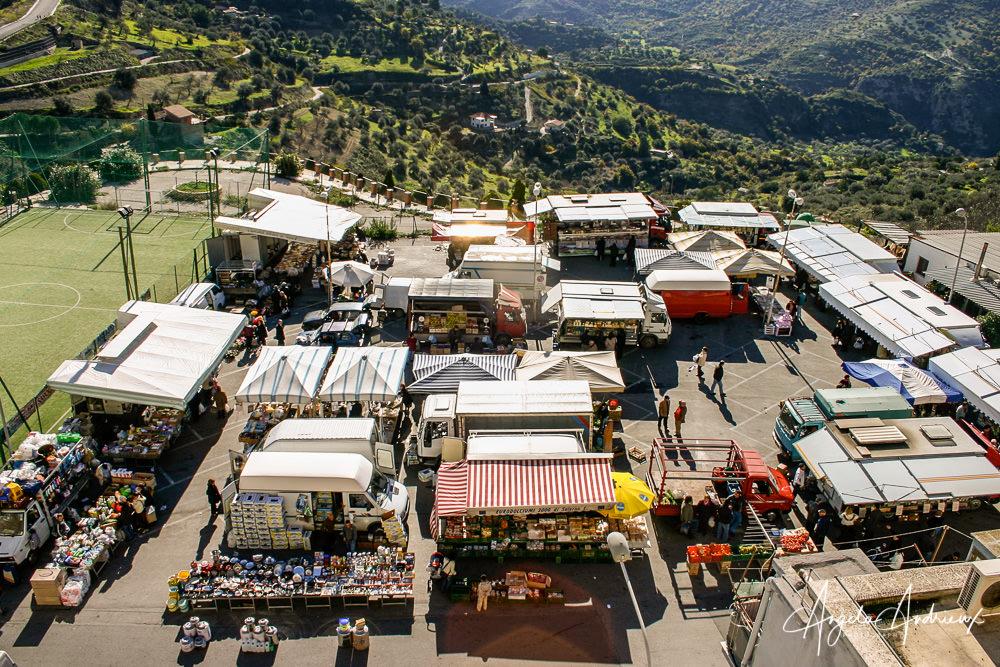 Market Day | Mineo | Sicily | Italy