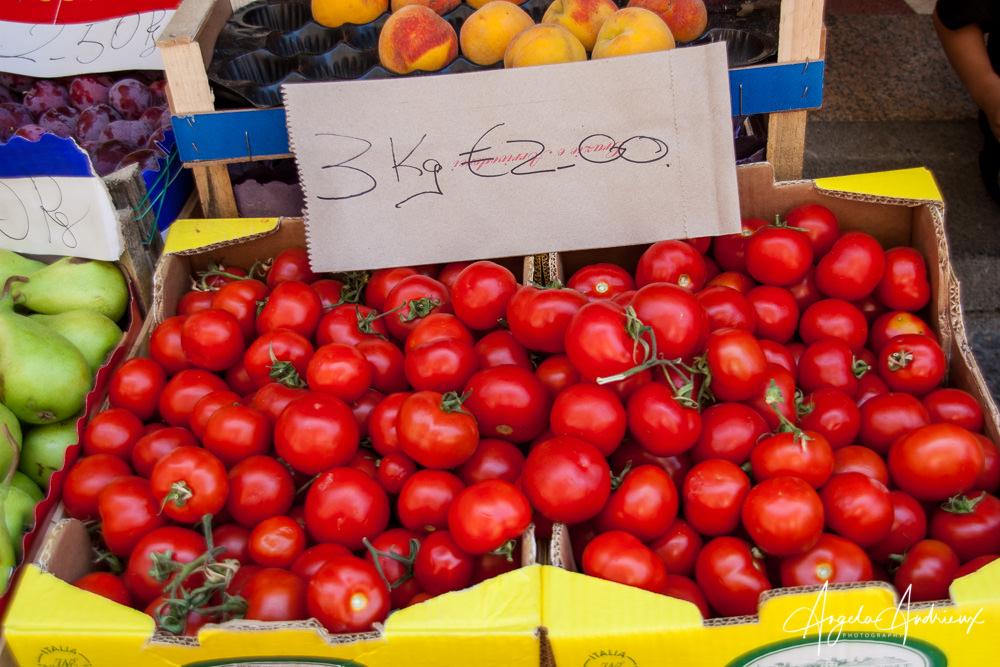 Tomatoes | Mineo | Sicily | Italy