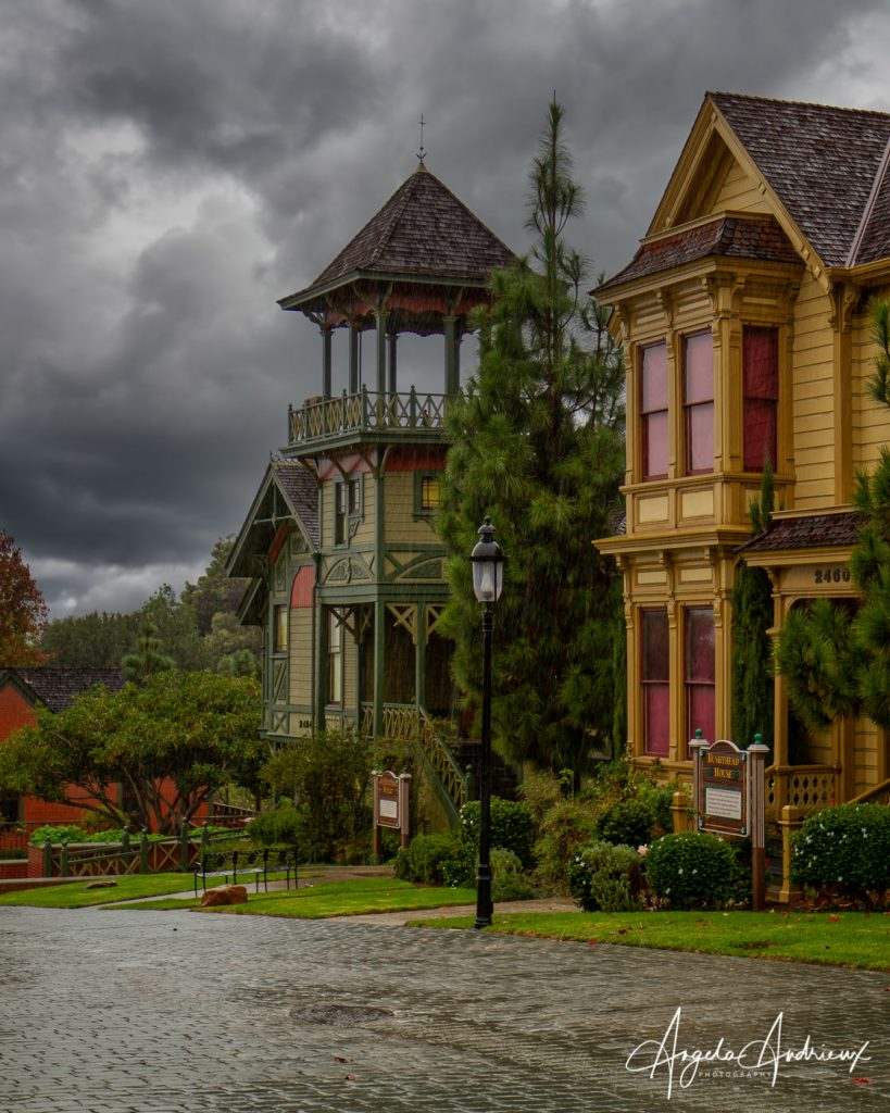 Old Town San Diego with Luminar 4's AI Sky Replacement