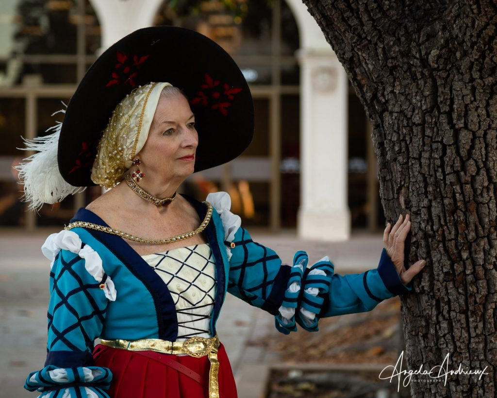 Cosplayer from the SCA at the 2019 Worldwide Photo walk