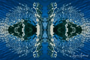 Reflection Abstract Photographic Art