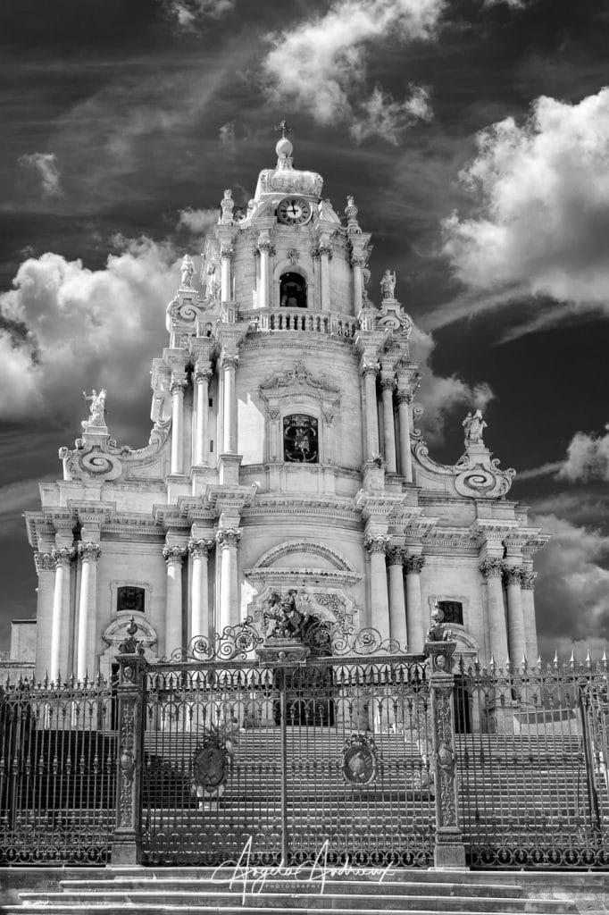 The Duomo of San Giorgio in Ragusa Ibla, Sicily