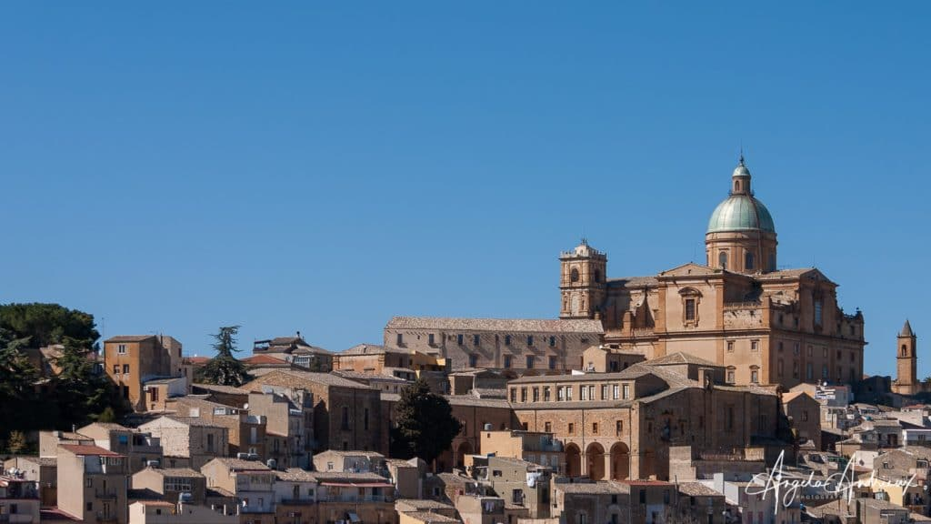 Cattedrale di Piazza Armerina, after Lightroom edits