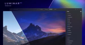 Luminar AI 1.0.1 Cover Photo