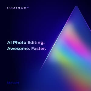 Luminar AI - AI Photo Editing. Awesome. Faster.