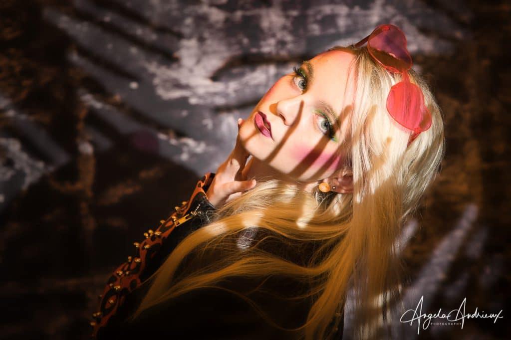 Model Credit: Kimberlee Munis
